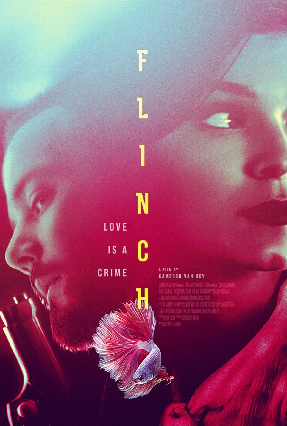 Flinch poster
