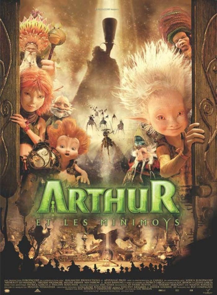 Arthur et les Minimoys Film Complet en Streaming VF Gratuit