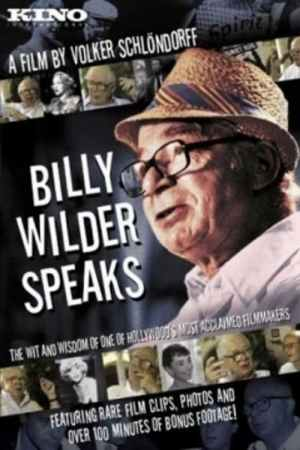 Image Billy Wilder Speaks