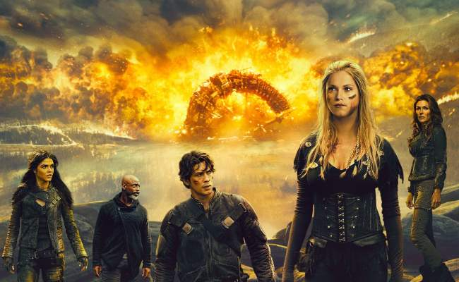 The 100 Tv Series 2014 Posters The Movie Database