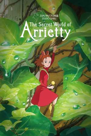 Image The Secret World of Arrietty