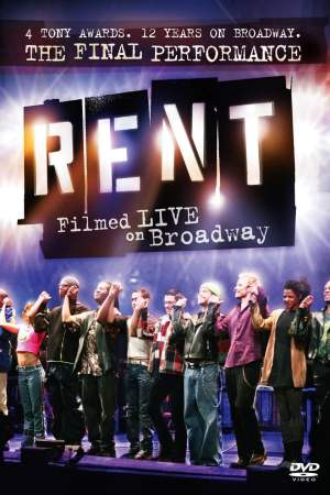 Image Rent: Filmed Live on Broadway