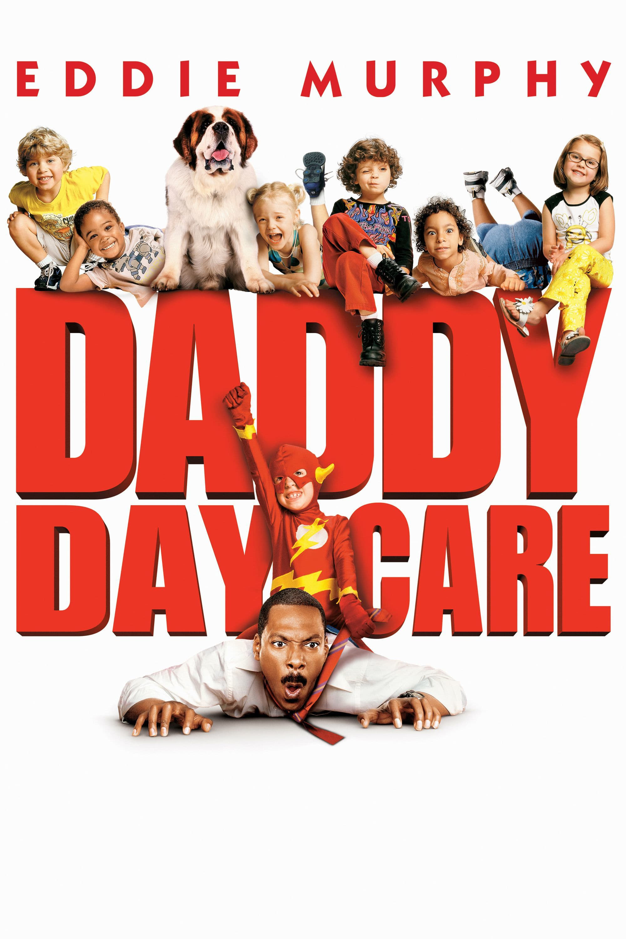 Poster Daddy Day Care 2003