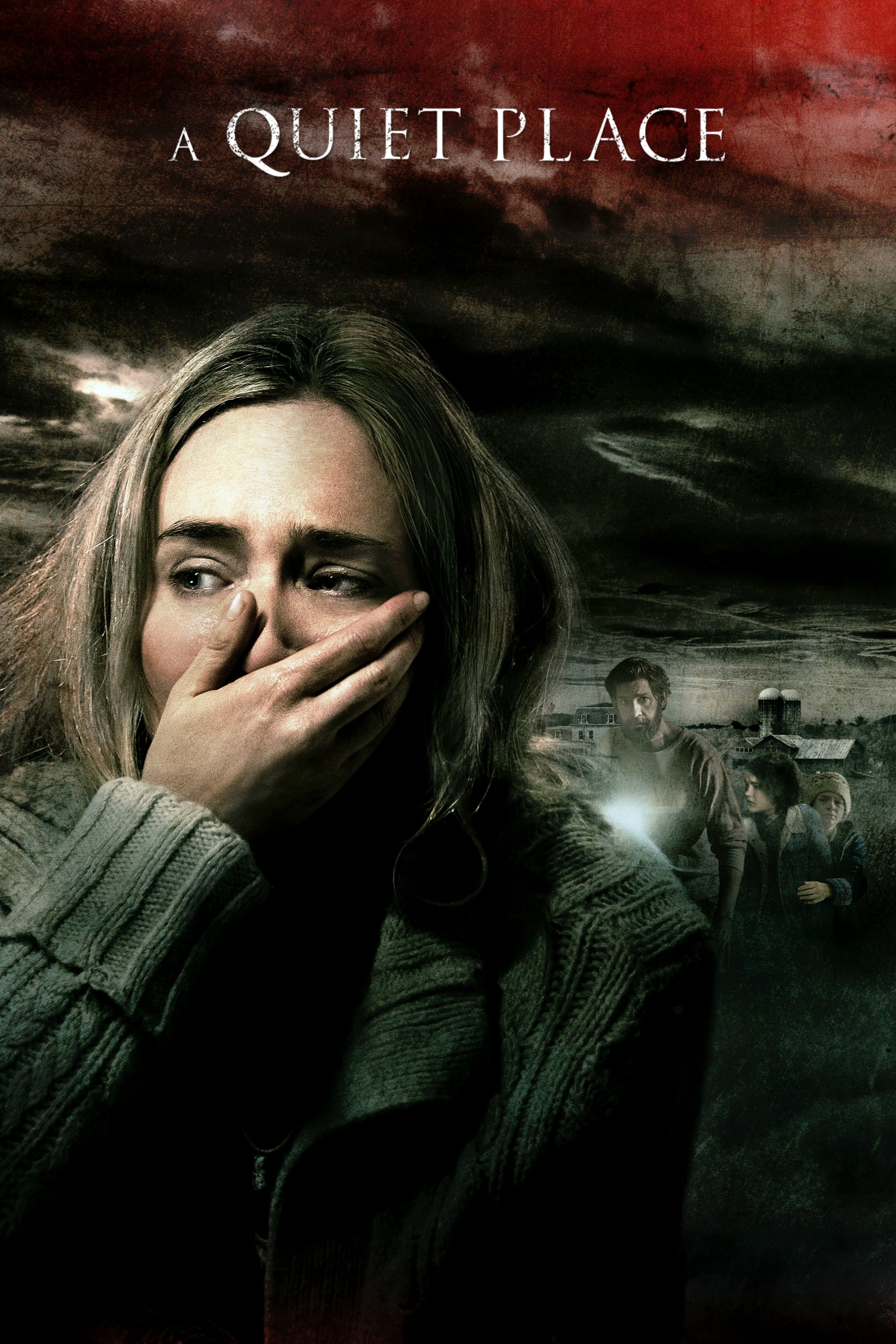 A Quiet Place 2018  Posters  The Movie Database TMDb