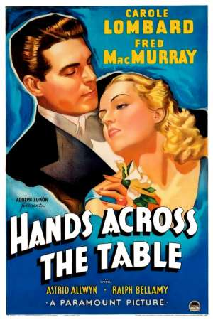 Image Hands Across the Table