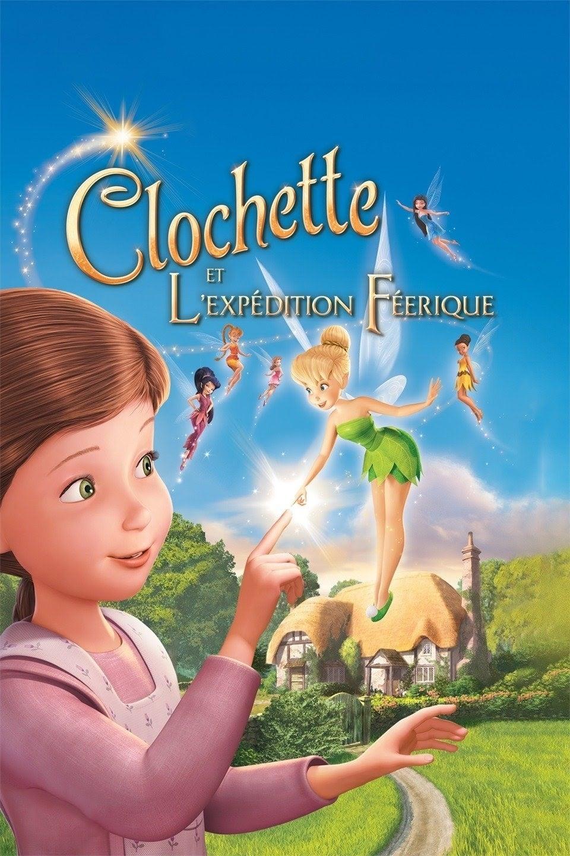 Clochette et l'expédition féerique
