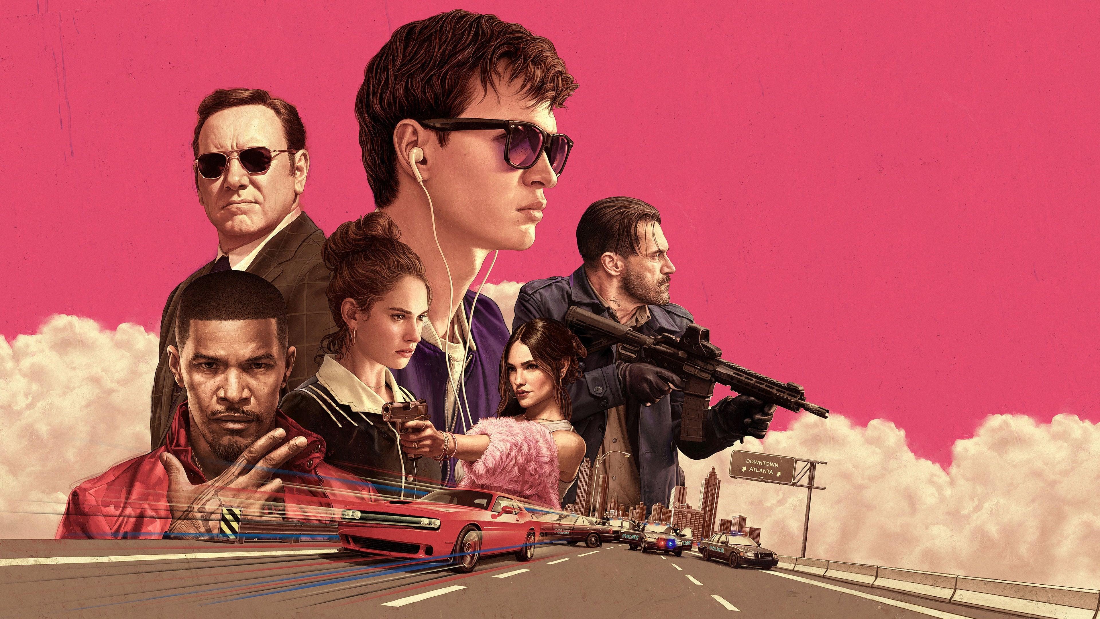 Watch Baby Driver (2017) Solar Movie Online - Solar Movies