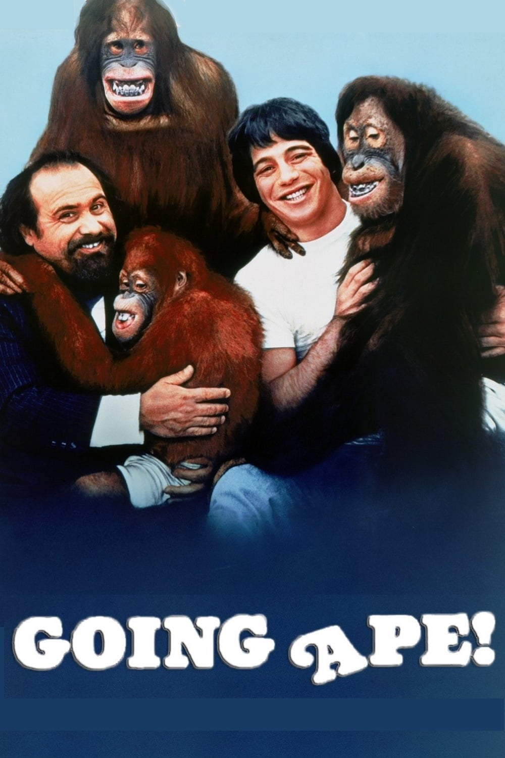 Image Going Ape!