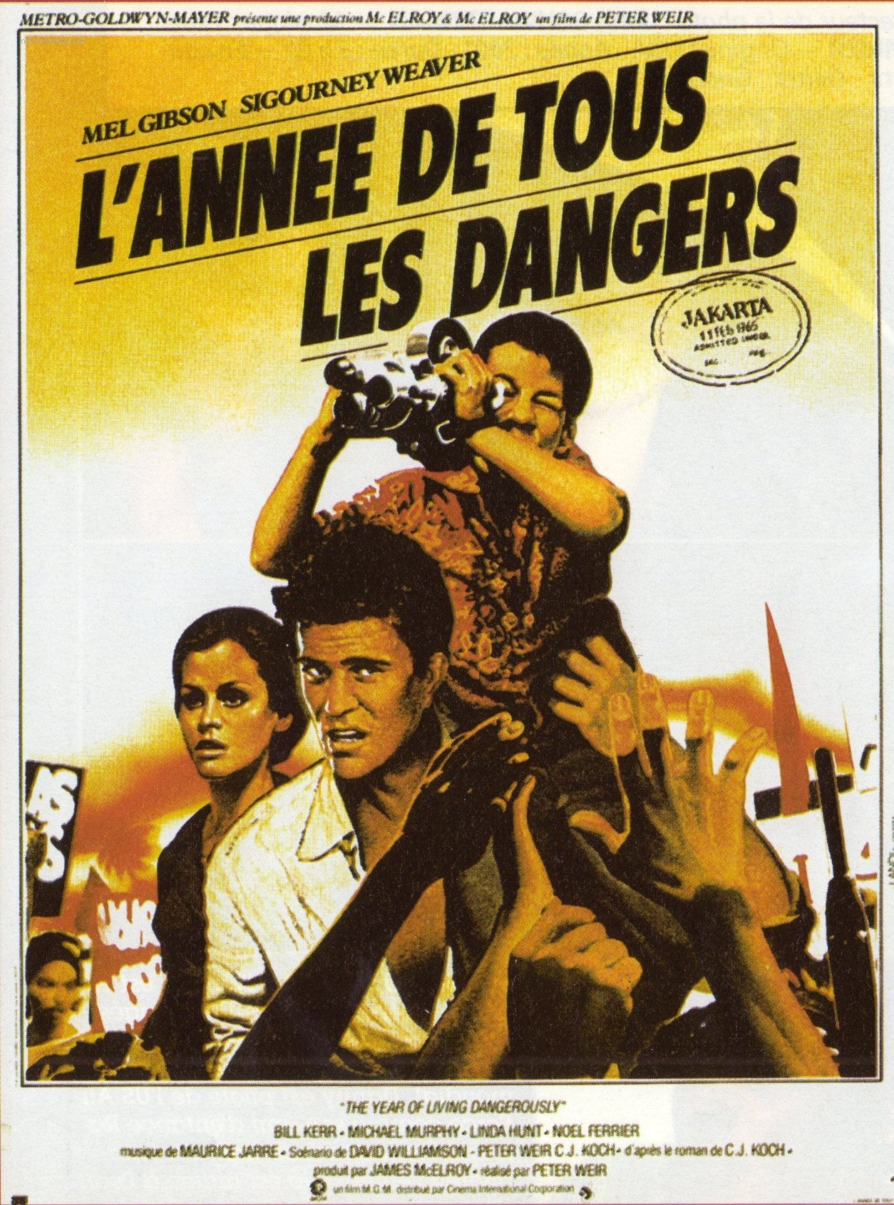 The Year of Living Dangerously wiki. synopsis. reviews - Movies Rankings!