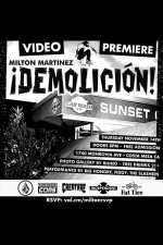Volcom - Milton Martinez's ¡DEMOLICIÓN!