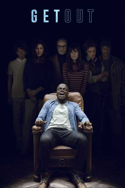 Get Out (2017) - Posters — The Movie Database (TMDb)