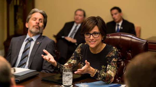 Veep Tv Show - Year of Clean Water