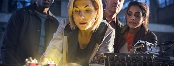 Doctor Who: Resolution 2019