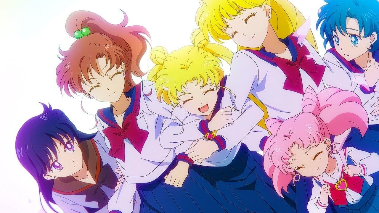 Pretty Guardian Sailor Moon Eternal: La Película - Parte 2