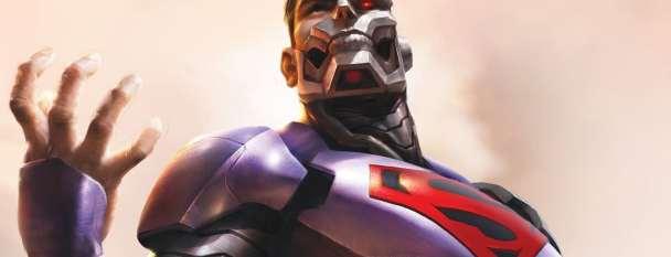 La muerte de Superman Parte 2  (El reinado de los superhombres) 2019