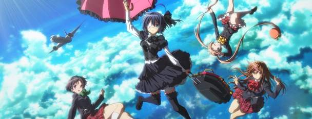 Love, Chunibyo & Other Delusions! Take On Me 2018