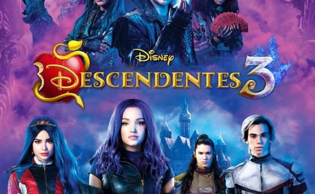 Los Descendientes 3 Pelicula 2019 Sensacine Dokter Andalan