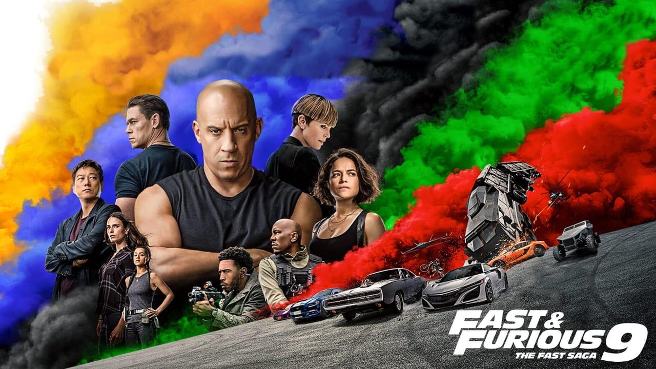 Imagenes de Fast & Furious 9