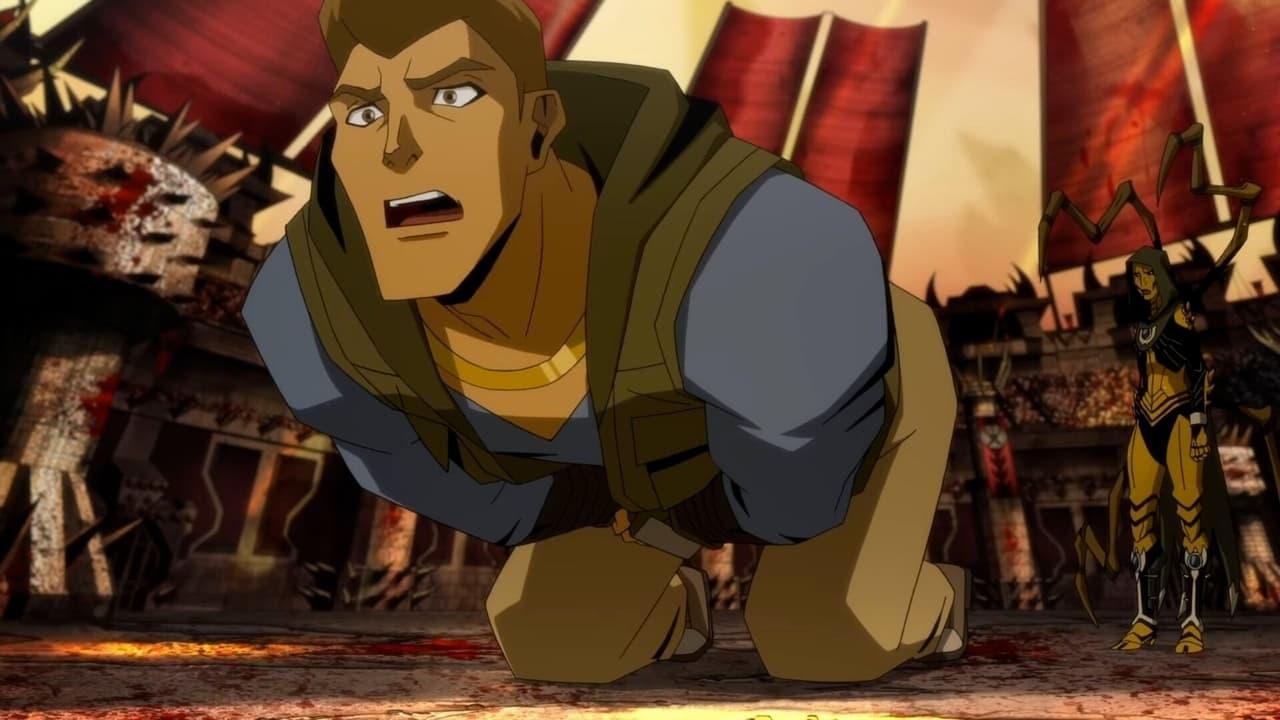 Imagenes de Mortal Kombat Leyendas: La Batalla de los Reinos