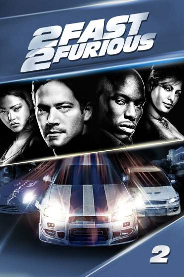 Download 2 Fast 2 Furious (2003) Dual Audio [Hindi-English] 480p [400MB] | 720p [1.2GB] | 1080p [2.6GB]