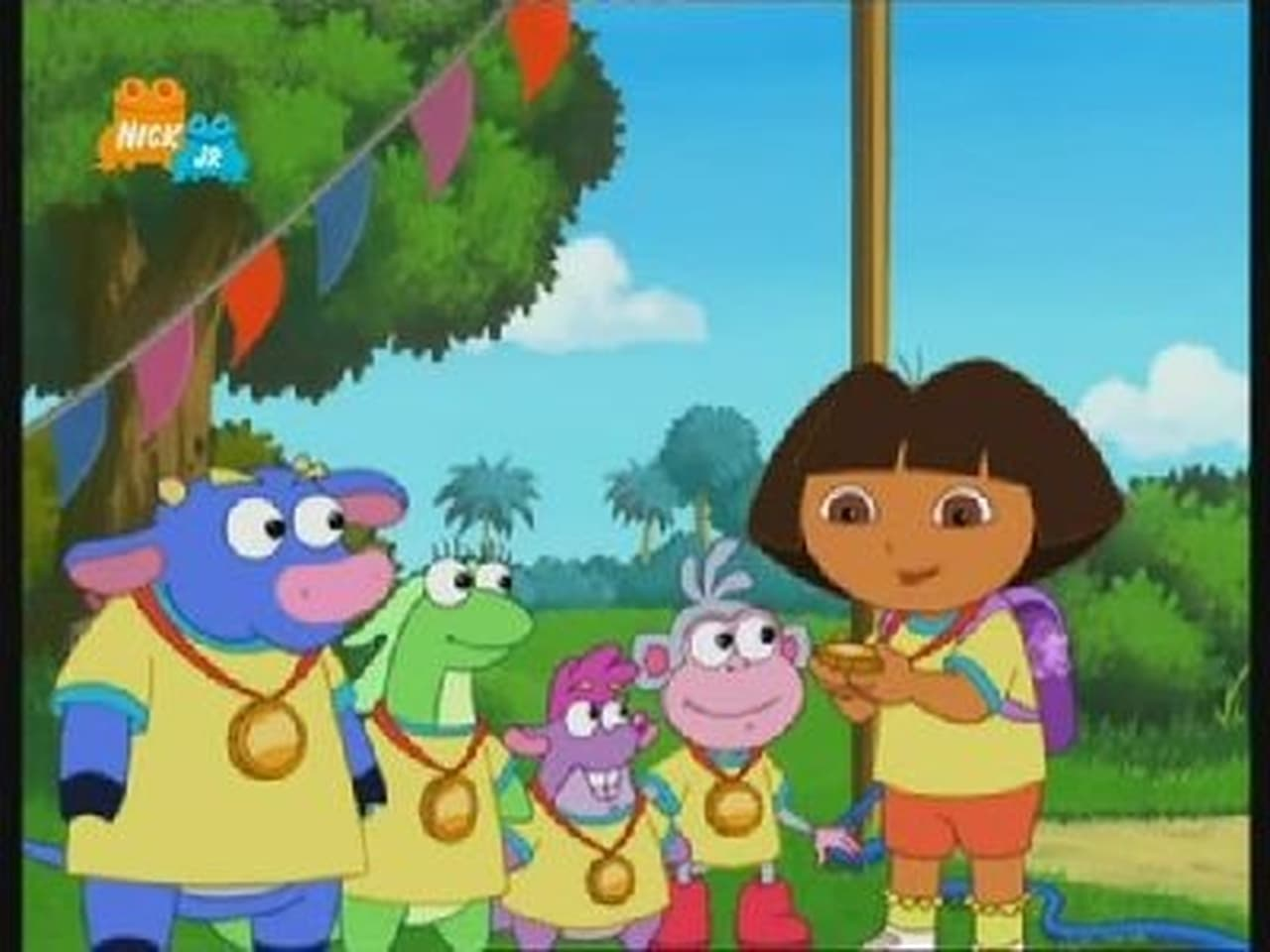 Dora The Explorer Season 4 Episode 25 Watch Movies Online