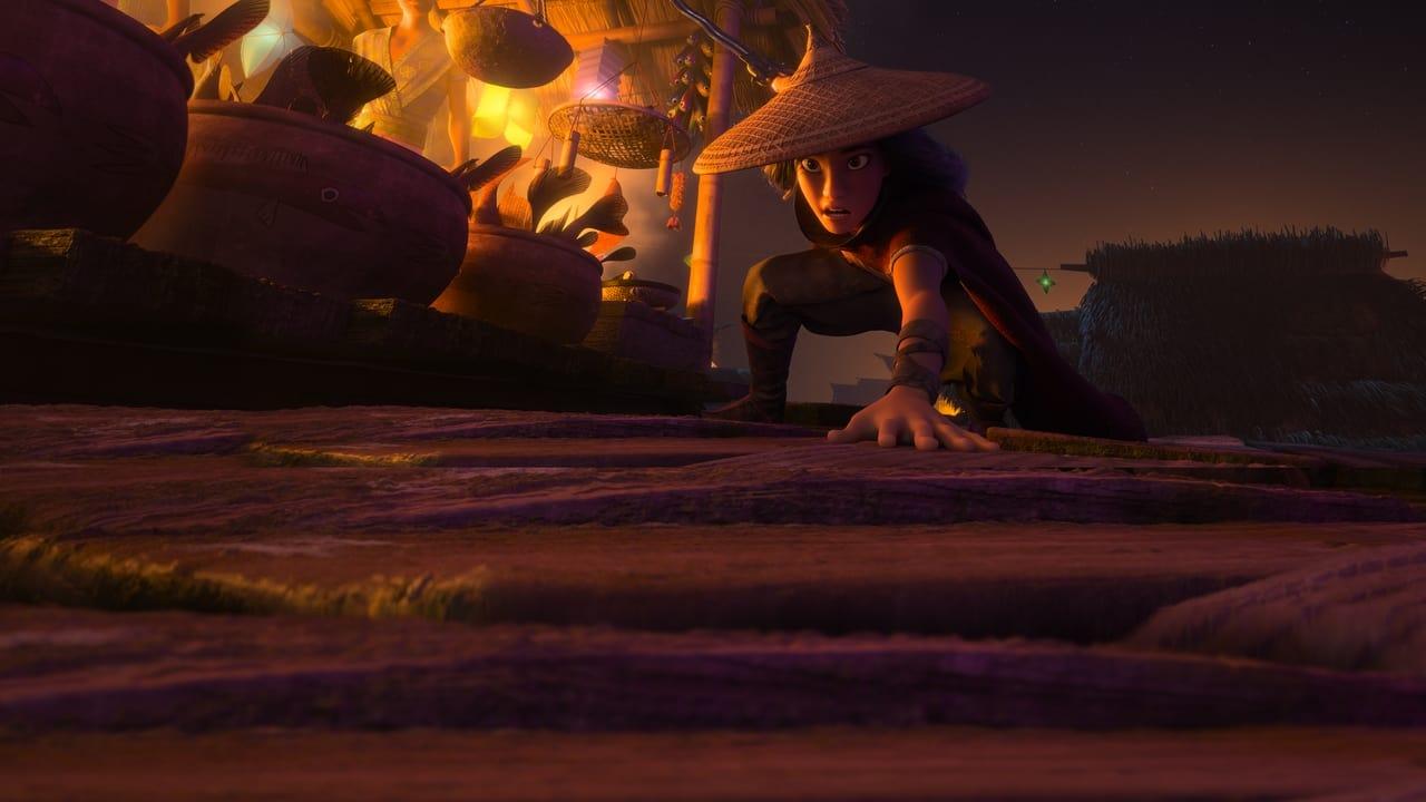 Imagenes de Raya y el último dragón