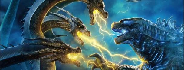 Godzilla II - King of the Monsters 2019
