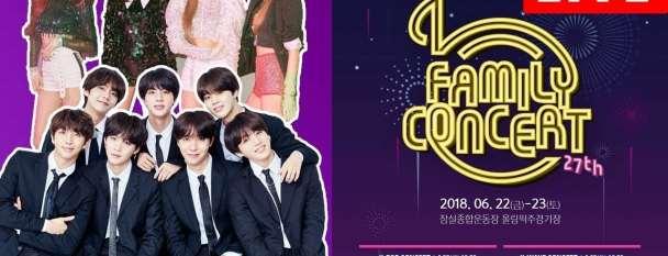 Lotte Family Concert 2018 2018