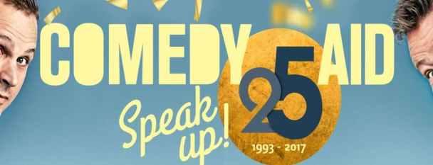 Comedy Aid 2017 2018