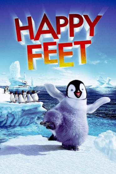 Download Happy Feet (2006) Dual Audio {Hindi-English} 720p [800MB] || 1080p [2.8GB]
