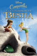 Ver Tinker bell y La Bestia de Nunca Jamas (2014) online gratis