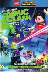 Lego DC Comics Super Héros : La Ligue des justiciers : L'Affrontement cosmique (2016)