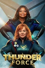 Ver Thunder Force (2021) online gratis