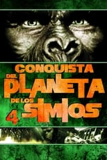 Ver Conquista del Planeta de los Simios (1972) online gratis
