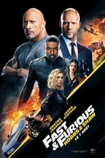 Fast & Furious 8.5 Hobbs & Shaw (2019)