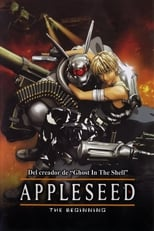 Ver Appleseed: Alpha (2004) online gratis