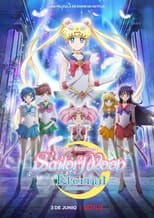 Ver Pretty Guardian Sailor Moon Eternal: La Película - Parte 1 (2021) para ver online gratis