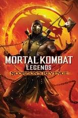 Mortal Kombat Legends: Scorpion's Revenge poster