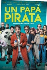 Un Papá Pirata poster