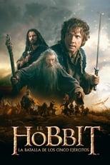 Ver El Hobbit: La batalla de los cinco ejércitos (2014) online gratis