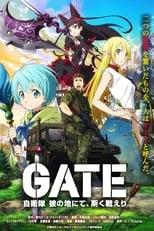 Gate: Jieitai Kanochi nite, Kaku Tatakaeri S1 Subtitle Indonesia