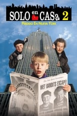 Ver Mi pobre angelito 2: Perdido en Nueva York (1992) online gratis