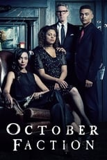 La facción octubre poster