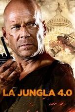La jungla 4.0 poster