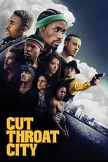 Ver Cut Throat City (2020) para ver online gratis