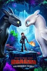 Cómo entrenar a tu dragón: ¡El mundo oculto! poster
