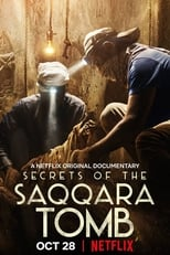 Ver Los secretos de la tumba de Saqqara (2020) para ver online gratis