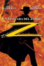Ver La Máscara del Zorro (1998) para ver online gratis