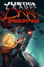 Ver Justice League Dark: Apokolips War (2020) online gratis