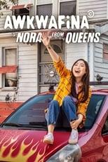 Awkwafina es Nora de Queens poster